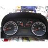 Кольца в щиток приборов (алюм., 2 шт.) для Fiat Punto II 2003+ (Dido-tuning, 21fiatpunt)