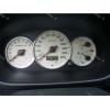 Кольца в щиток приборов (алюм., 3 шт.) для Honda Civic VII 2000-2006 (Dido-tuning, 51hondaciv)