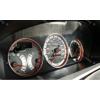 Кольца в щиток приборов (алюм., 3 шт.) для Mazda 323 Bg/Mx-3 1989-1994 (Dido-tuning, 31maz323)