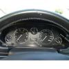 Кольца в щиток приборов (алюм., 5 шт.) для Peugeot 406 1999-2004 (Dido-tuning, 22peg406)