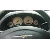 Кольца в щиток приборов (алюм., 4 шт.) для Chrysler Voyager 2000+ (Dido-tuning, 31chrysvoy)