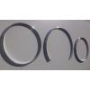 Кольца в щиток приборов (алюм., 3 шт.) для Fiat Punto I 1993-1999 (Dido-tuning, 31fiatpunt)