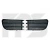 Решетка в бампер (левая+правая, заглушка п/тум.) для Renault Megane 2002-2006 (Avtm, 5608915)