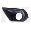 Решетка в бампер (левая с отв. п/тум.) для Subaru Forester Sj Usa 2013+ (Avtm, 6728913)