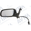 Зеркало боковое в сборе (левое, эл. регул, с подогр., асферич., 5 Pins) для Seat Alhambra/Volkswagen Sharan 2000-2010 (Avtm, 186125800)
