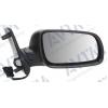 Зеркало боковое в сборе (правое, эл. регул., с подогр.) для Ford Galaxy/Seat Alhambra/Volkswagen Sharan 1995-1998 (Avtm, 186126130)