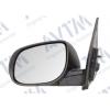 Зеркало боковое в сборе (левое, электр., выпуклое + обогрев, под покрас. + ук. пов) для Kia Cerato II 2009+ (Avtm, 186135647)