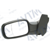 Зеркало боковое в сборе (левое, электр., асферич., обогрев.) для Renault Scenic/Grand Scenic 2003-2009 (Avtm, 186139221)