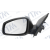 Зеркало боковое в сборе (левое, электр., асферич., обогрев., грунт.,+поворот) для Renault Megane III 2009+ (Avtm, 186139232)
