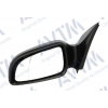 Зеркало боковое в сборе (левое, электр., асферич.,обогрев., грунт., 5 Pins) для  Opel Astra H 2004-2014 (Avtm, 186139438)