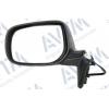 Зеркало боковое в сборе (левое, эл.регул, обогрев.,грунт., выпуклое, 5 Pins) для Toyota Auris 2007-2010 (Avtm, 186139957)