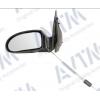 Зеркало боковое в сборе (левое, механич. регул. выпуклое) для Ford Focus 1998-2001 (Avtm, 186164399)