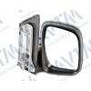 Зеркало боковое в сборе (правое, ручная регул., выпуклое) для Volkswagen Caddy 2004-2010 (Avtm, 189202154)