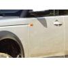 Накладки на дверные ручки (нерж., 4 шт.) для Land Rover Freelander II 2007+ (Carmos, 6004041)