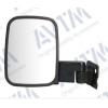 Зеркало боковое в сборе (левое, ручн. регул., выпуклое, коротк. крепление) для Ford Transit 1986-1991 (Avtm, 189261961)