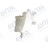 Бачок омывателя (2 отв.под насос, отв.под датчик, насос.+крышка) для Chevrolet Aveo (T200) Hb 2004-2012 (Avtm, 181703100)