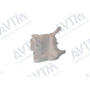 Бачок омывателя (1 отв.под насос, отв.под датчик, насос.+крышка+горловина) для Ford Focus III 2011-2018 (Avtm, 182813100)