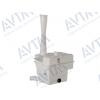 Бачок омывателя (1 отв.под насос, отв. под датчик, 4,7 л -насос) для Hyundai Elantra/і30 2006+ (Avtm, 183204101)