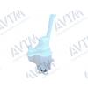 Бачок омывателя (2 отв.под насос, отв. под датчик, насос.+крышка+горловина) для Kia Sportage 2010-2015 (Avtm, 184024100)