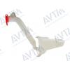 Бачок омывателя для Skoda Fabia/Roomster/Volkswagen Polo Hb/Sd 2007+ (Avtm, 186408102)