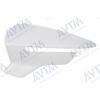 Крышка зеркала (левая, с отв. ук. поворот., под покрас.) для Seat Leon 2012+ (Avtm, 186341807)