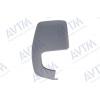 Крышка зеркала (левая, с отв. ук. поворот., под покрас.) для Ford Transit/Tourneo Custom 2012+ (Avtm, 186342381)