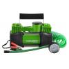 Компрессор Winso (10 Атм, 85 л/мин. 2-цилиндра 360Вт.клем, кабель 3м., шланг 5,7м., спускной клапан) (Winso, 125000)