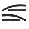 Дефлекторы окон (ветровики) для Toyota Rav-4 2018+ (Sim, STORAV1832)