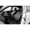 Чехлы в салон (Эко-кожа, ромб/черные, Drive Direct 40/60 ) для Mazda CX-5 2012-2017 (Seintex, 88943)