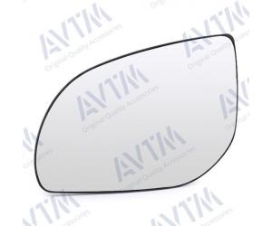 Вкладыш в боковое зеркало (левый, выпукл.) для Hyundai I20 2008+ (Avtm, 186401618)