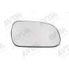 Вкладыш в боковое зеркало (правый, выпукл.) для Toyota Hilux 2004-2011 (Avtm, 186402036)