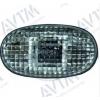 Указатель поворота (на крыле, белый) для Chevrolet Aveo Sd/Hb/Tacuma/Daewoo Leganza 1997+ (Avtm, 181141 KB20-P)