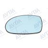 Вкладыш в боковое зеркало (левый, асферич., голуб. стекло, эл. регул.) для Citroen C5 2001-2007 (Avtm, 186423852)