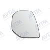 Вкладыш в боковое зеркало (левый, выпукл., с подогр.) для Citroen Berlingo/Peugeot Partner 2008-2012 (Avtm, 186431998)