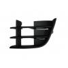 Оригинальная решетка в бампер (левая, возле средней решетки) для Skoda Fabia/Roomster 2010-2014 (Vag, 5J0853665A 9B9)