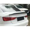 Задний спойлер (Ducktail) для Audi A3 S3 RS3 2014+ (Asp, JC-HLY209)