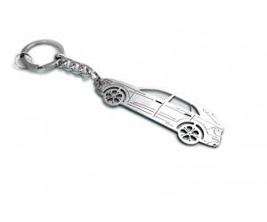 Брелок STEEL для ключей Audi Q8 2018+ (Awa, steel-AUDI-Q8)