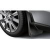 Брызговики оригинальные (зад., к-кт, 2 шт.) для Mercedes-Benz GLS-class (w166) 2016+ (Mercedes-Benz, A1668901100)
