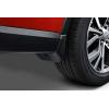 Брызговики оригинальные (задние, кт-т., 2 шт) для Mitsubishi Outlander III 2015+ (Mitsubishi, MZ380697EX)