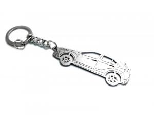 Брелок STEEL для ключей Mitsubishi Eclipse Cross 2018+ (Awa, steel-mit-ECLIP-SP)