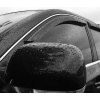 Дефлекторы окон (ветровики, длин., 4 шт.) для Lada Priora Un 2008+ (Anv, DK0077C)