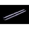 Накладки на пороги (Static, с Led подсветкой) для Infiniti G coupe 2008-2015 (OPdesign, DHLS-STA-INF-G2D)