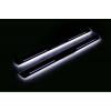 Накладки на пороги (Static, с Led подсветкой) для Lexus GX I 2002-2009 (OPdesign, DHLS-STA-LEX-GX1)
