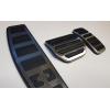 Накладки на педали (АКПП) для Land Rover (KAI, LRRS01)