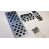 Накладки на педали (АКПП) для BYD S6 2010+ (Kai, BydS6)