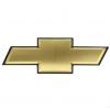 Оригинальная эмблема решетки радиатора (шильдик) для Chevrolet Aveo 2006-2011 (General Motors, 96648780)
