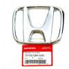 Оригинальная эмблема решетки радиатора (шильдик) для Honda Accord/CR-V/Civic/FR-V/Legend 2002-2010 (Honda, 75700S9AG00)