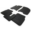 Коврики в салон (EVA, чёрные, 5шт) для Chevrolet Aveo 2005-2011 (Avtm, BLCEV1076)