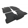 Коврики в салон (EVA, чёрные, 5шт) для Ford Focus II 2004-2011 (Avtm, BLCEV1150)