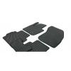 Коврики в салон (EVA, чёрные, 5шт) для Ford Mondeo 2014+ (Avtm, BLCEV1162)